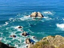 big sur Kalifornii Fotografia Stock