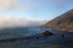 Big Sur, la Californie Images libres de droits