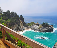 Big Sur, la Californie, Etats-Unis d'Amérique, Etats-Unis Photo stock
