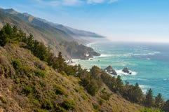 Big Sur la Californie 1 photos libres de droits