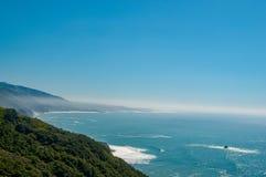 Big Sur la Californie 1 image stock