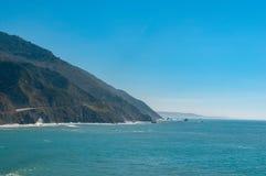 Big Sur la Californie 1 photos stock