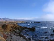 big sur linię brzegową Zdjęcie Royalty Free