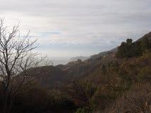 Big Sur looking north Stock Photo