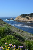 Big Sur National Park Royalty Free Stock Photography