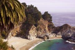 Big Sur ocean beach Stock Photo