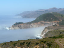 Big sur route Royalty Free Stock Photography