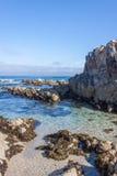 Big Sur Scenic Coast Landscape Stock Photography