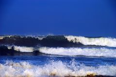 Big surf Royalty Free Stock Images