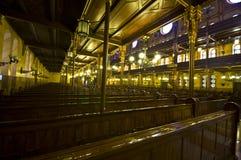 Big Synagogue Stock Images