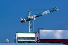 Big tall crane Royalty Free Stock Photos