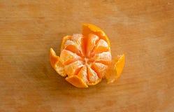 Big tangerine Stock Photos