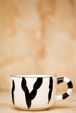 Big tea cup Stock Image
