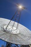 Big telescope. Russia, St. Petersburg, Pulkovo Observatory Royalty Free Stock Photos