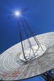Big telescope. Russia, St. Petersburg, Pulkovo Observatory Stock Images