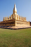 Temple. The big temple in Asia Stock Photo