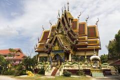 Big temple house on Koh Samui, Thailand Royalty Free Stock Photography