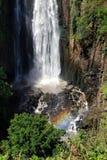 Big Thomson's Falls. Africa, Kenya Royalty Free Stock Photos