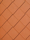 Big tile roof Stock Photos