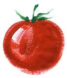 Big tomato Stock Photo