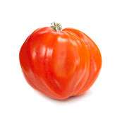 Big tomato Stock Photo