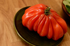 Big tomato Stock Image