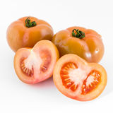 Big tomatoes Stock Image