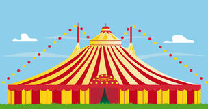 Big top Royalty Free Stock Photos