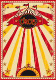 Big top fun poster Royalty Free Stock Photos
