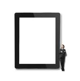 Big  touch pad Stock Images