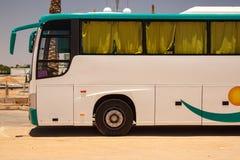 Big tourist bus Stock Photography