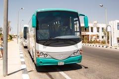 Big tourist bus Royalty Free Stock Image