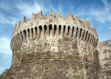 The big Tower in Italy Royalty Free Stock Photos