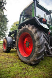 Big tractor Stock Photography