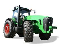 Big tractor Royalty Free Stock Photo