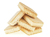 Big triangle wafer Royalty Free Stock Photography