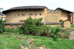 Big tulou Royalty Free Stock Image
