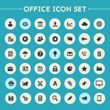 Big UI, UX and Office icon set Stock Photography