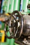 Big valve Royalty Free Stock Photography