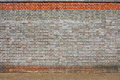 Big wall Royalty Free Stock Photos