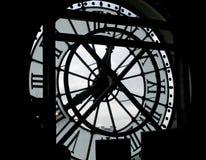 Big wall clock Royalty Free Stock Images