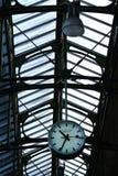Big wall clock Royalty Free Stock Image