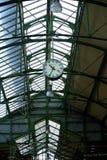 Big wall clock stock photos