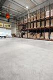 Big warehouse Stock Image