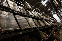Big warehouse Stock Image
