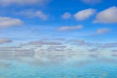 Big water Stock Image