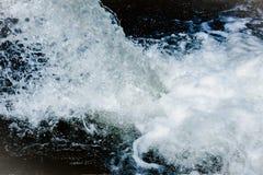 Big water flow Stock Photos