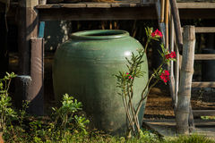 big water jar Stock Images