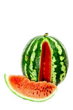 Big Water-melon Stock Images