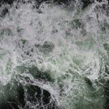 Sea Water Splash Stock Photography
